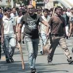 La ira de la masa; Uigures y Hans