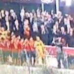 """La selección española de fútbol y una """"copa"""" más."""