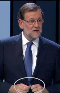 Rajoy bolígrafo