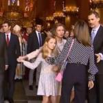 Madres, reinas y nietas; el huracán Sofia y Letizia